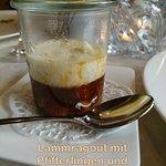 Lammragout zum Hauptgericht