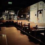 Brewpub/restaurant concept.