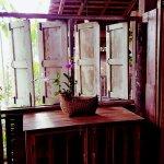 Bao Sao Honeymoon Suite - Suite entrance