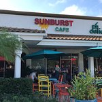 Foto de Sunburst Cafe