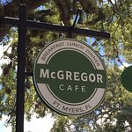 Foto de McGregor Cafe