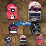 Orignal Baseball hats of montreal