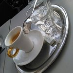 Café expresso, sachertorte et Mozart pâtisserie, voilà de quoi être satisfaits.