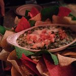 spinach dip appetizer