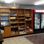 Candlewood cupboard - self service mini conveience store