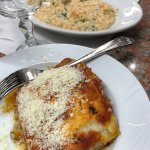 Risotto and Lasagne