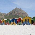 Photo de Muizenberg Beach