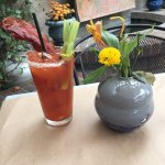 Cody makes the Best Bloody Mary