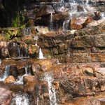 Photo of Anjos and Arcanjos waterfall