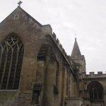 The Saxon Church , Bradford upon Avon..