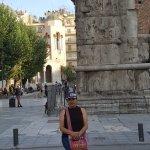 Arch of Galerius Foto