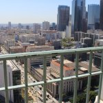 View from Top of Los Angeles City Hall