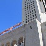 洛杉磯市政廳照片