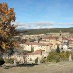 Vistas del Monasterio de Silos