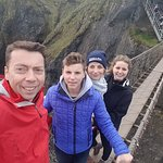 Causeway  coastal walk with the family. Stunning.