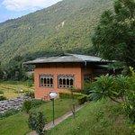 Lingkhor Lodge Dining Hall