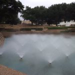 Fort Worth water park 'fountains'