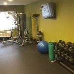Best Western Ambassador Inn - Wisconsin Dells - Exercise Room