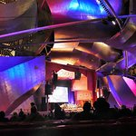 Photo of Jay Pritzker Pavilion