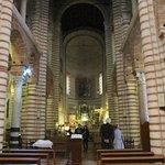 Nave and apse of San Lorenzo, Verona