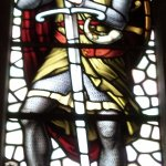Wallace stained glass