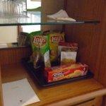 Room 301-coffe & tea service