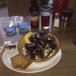 Mussels, mussels, mussels!