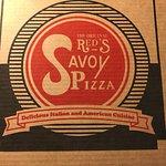 Valokuva: Red's Savoy Pizza