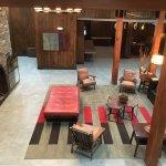 Killington Mountain Lodge lobby view