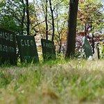 The Cemetery for Doris Duke's pets at Duke Farms