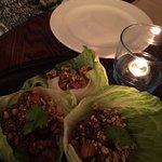 lettuce wraps were great.