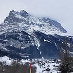 The Eiger from Grindelwald