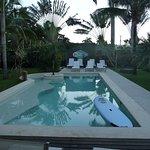 Swell pool