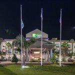 Hotel Night Veiw