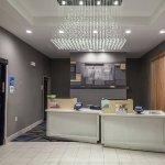 Front Desk Guest Services Area