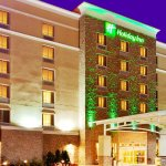 Welcome to the Holiday Inn at the Richmond International Airport