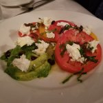 Probably the only thing we would order again. Salad. Tomato with avacodo.