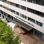 Photo de The Student Hotel Amsterdam West