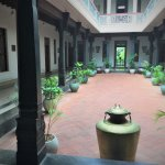Courtyard at Visalam