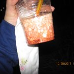 Strawberry Taho