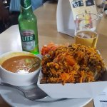 Mutton Breyani - Hollywoodbets Special every Saturday! Picture by Jeffrey Pillay (Facebook).