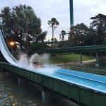 flume splash