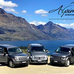 Our Luxury Vehicles