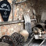 interesting combination of a restaurant and an ethnographic museum