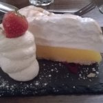 Best Lemon Meringue Pie ever with Chantilly Cream