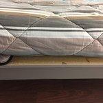 Thin mattress