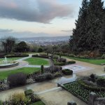 View over Gardens to Belfast