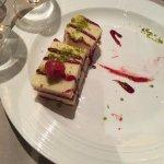 opera chocolat blanc framboise