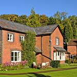 Holiday Cottages in the grounds of Brobury House & Gardens