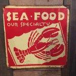 Spécialités : produits de la mer !